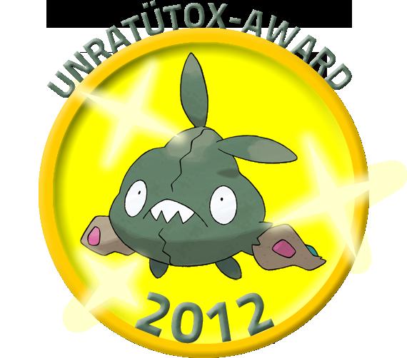 Unratütox Award 2012